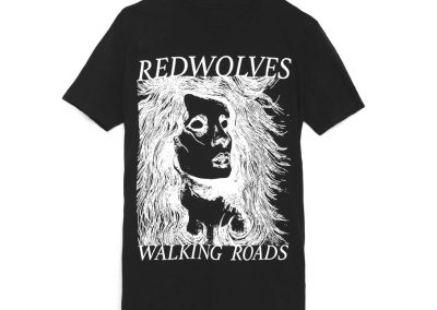 Walking Roads T-Shirt (Black)