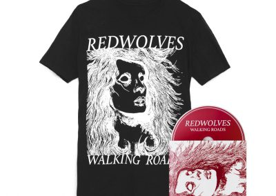 Walking Roads Bundle (Black T-shirt)