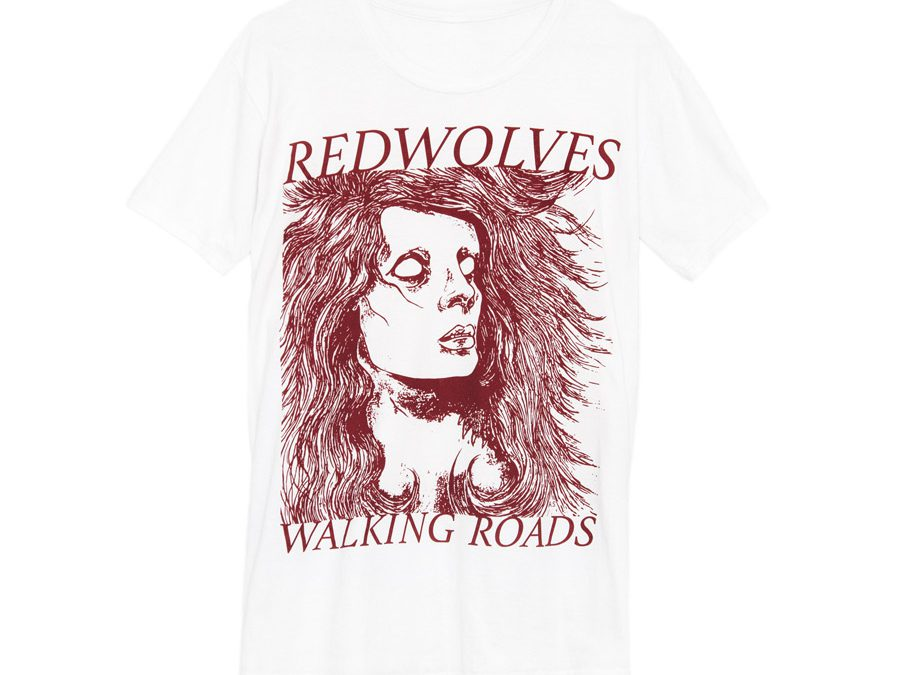 Walking Roads T-Shirt (White)