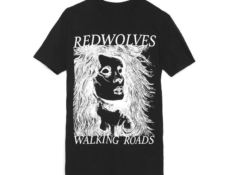 Walking Roads T-Shirt (Black)
