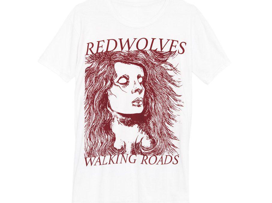Walking Roads T-Shirt (White)